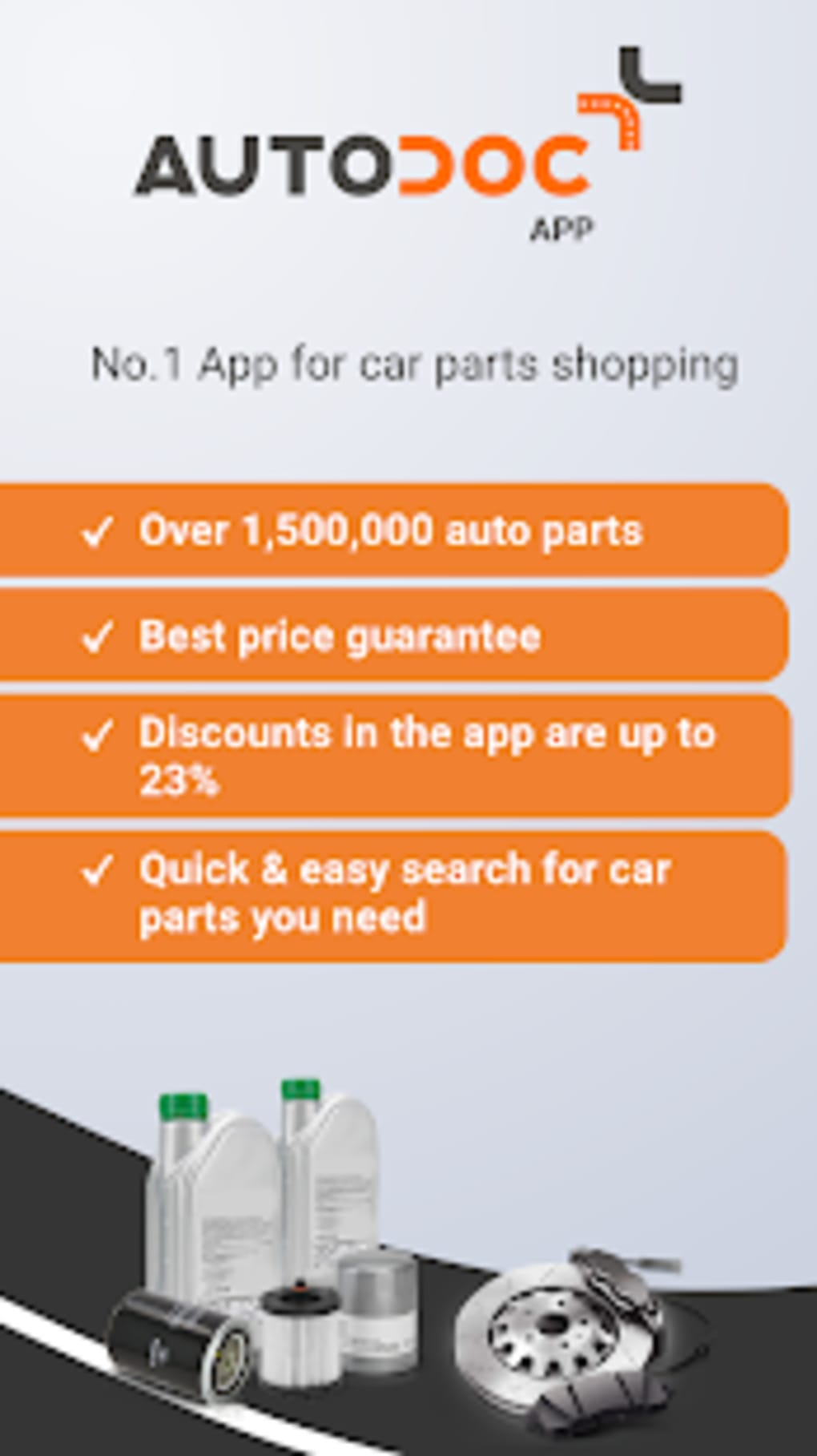 c5b1307aba7 AUTODOC Auto Parts at Low Prices Online for Android - Download