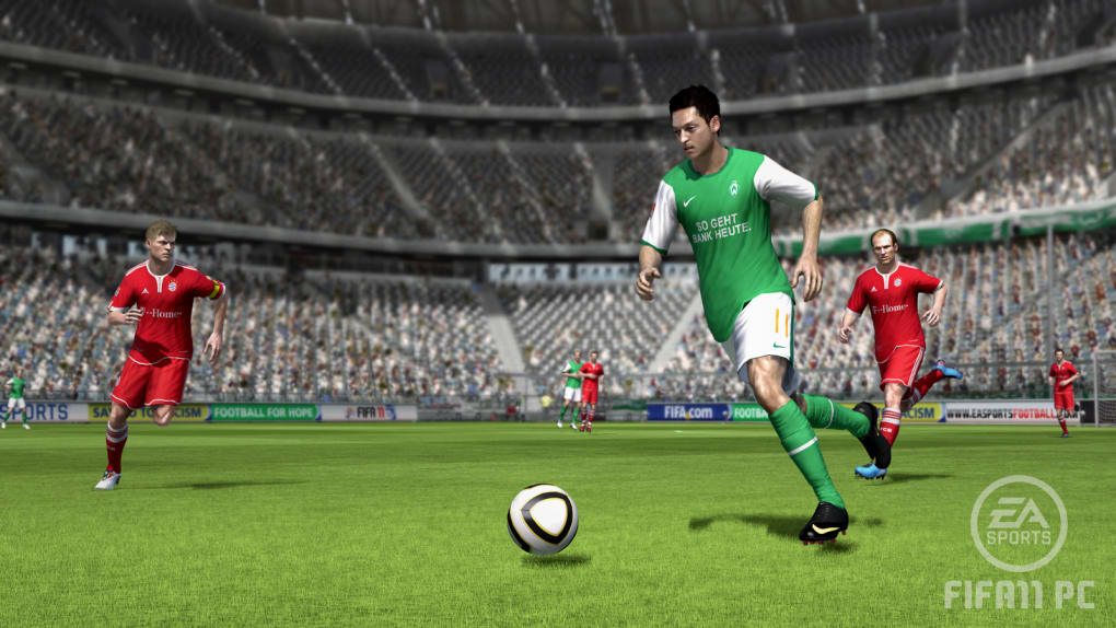 Fifa 11 demo pc and xbox 360 free download youtube.