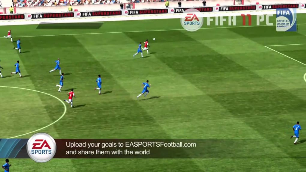 Free download fifa 11 pc crack + cd key video dailymotion.