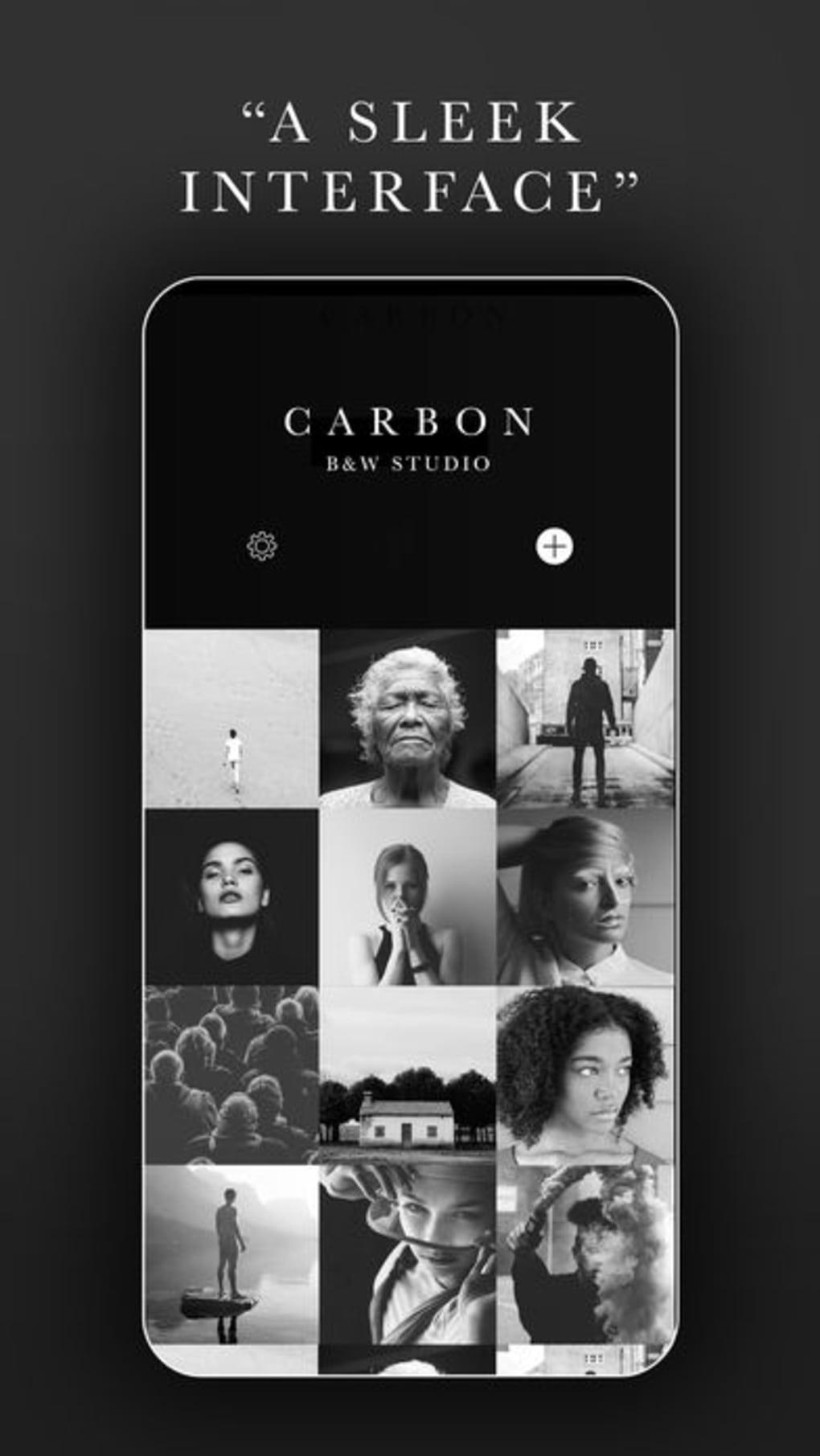 Carbon - B&W Photo Editor