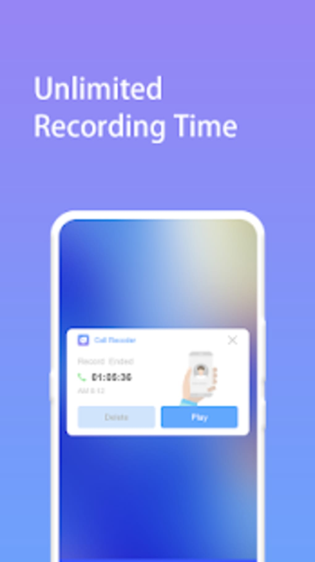Pure Call Recorder - Automatic Recorder for Android - Download
