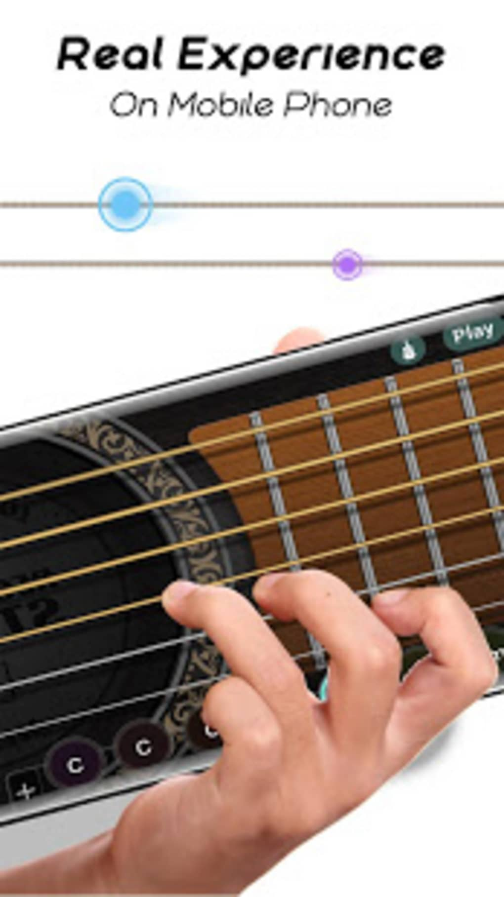 Real Guitar Free Chords Tabs Simulator Games Unreleased For Android
