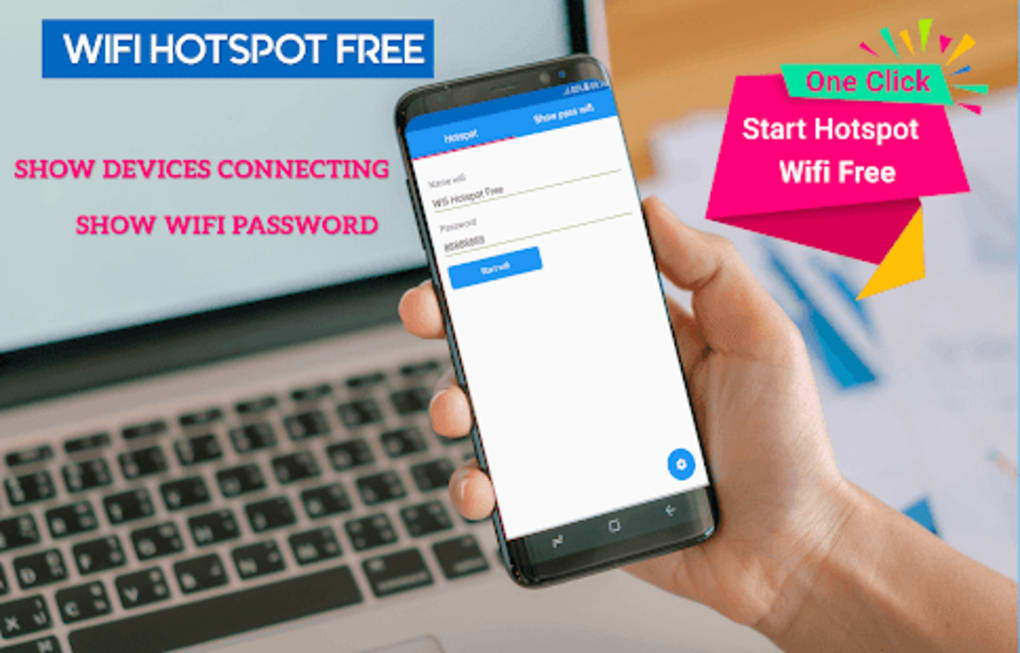 Wifi Hotspot Free Portable Wifi Hotspot for Android - Download