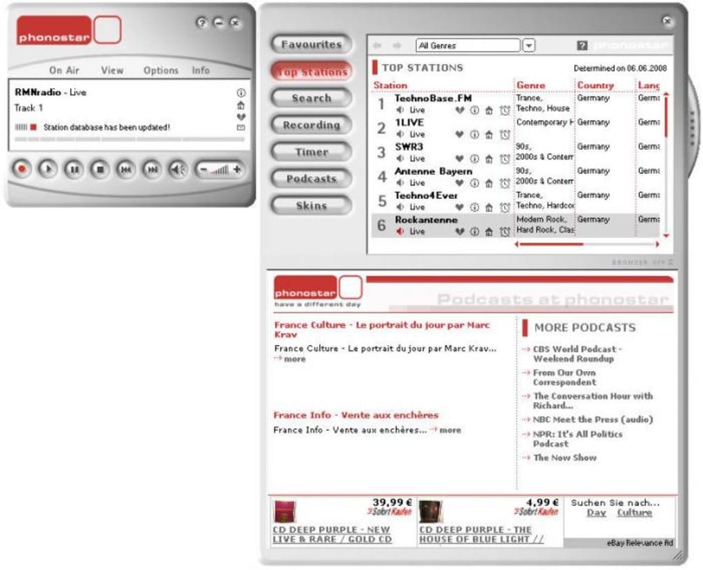 phonostar-player 3.0
