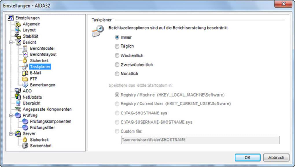 logiciel aida32