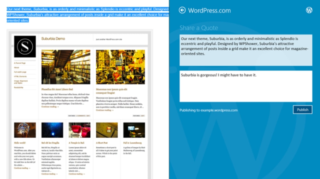 Wordpress com - Download