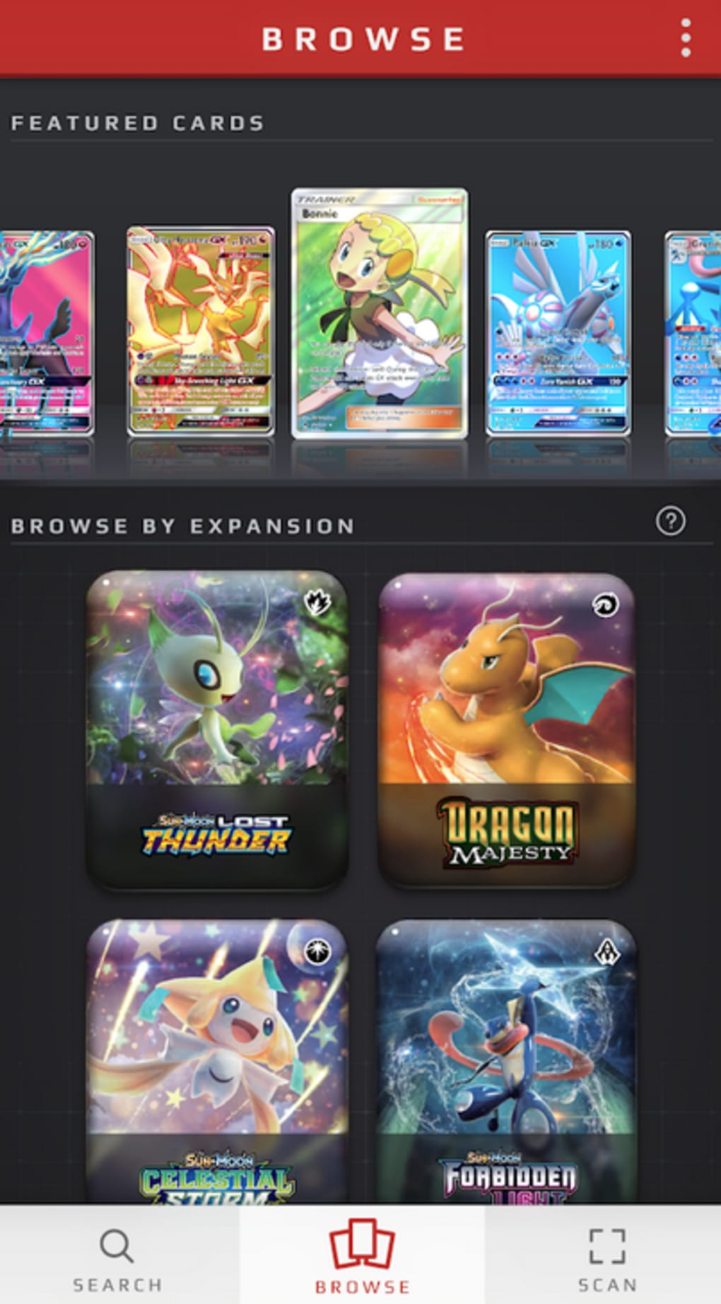 Pokémon TCG Card Dex for Android - Download