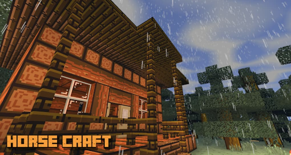 Horsecraft Survival and Crafting Game for Android - Download