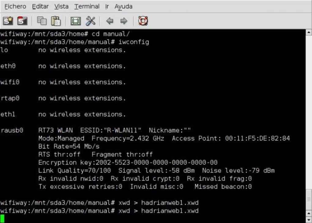 WIFIWAY 2.0.3 GRATUIT TÉLÉCHARGER ISO
