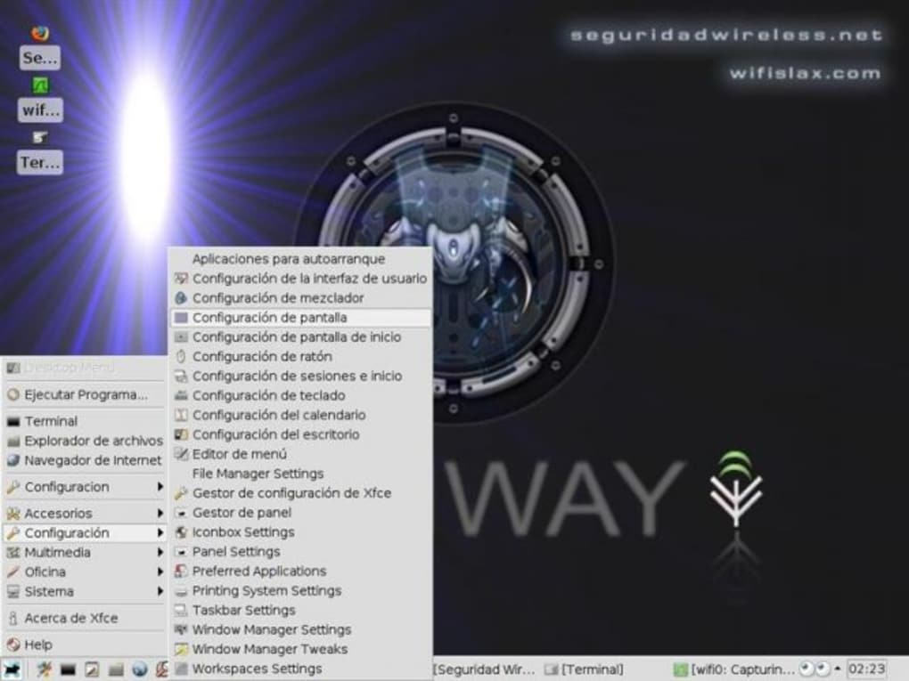 wifiway 2.0.3 para windows xp