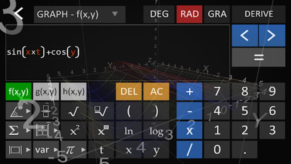 Visual Math 4D for Android - Download