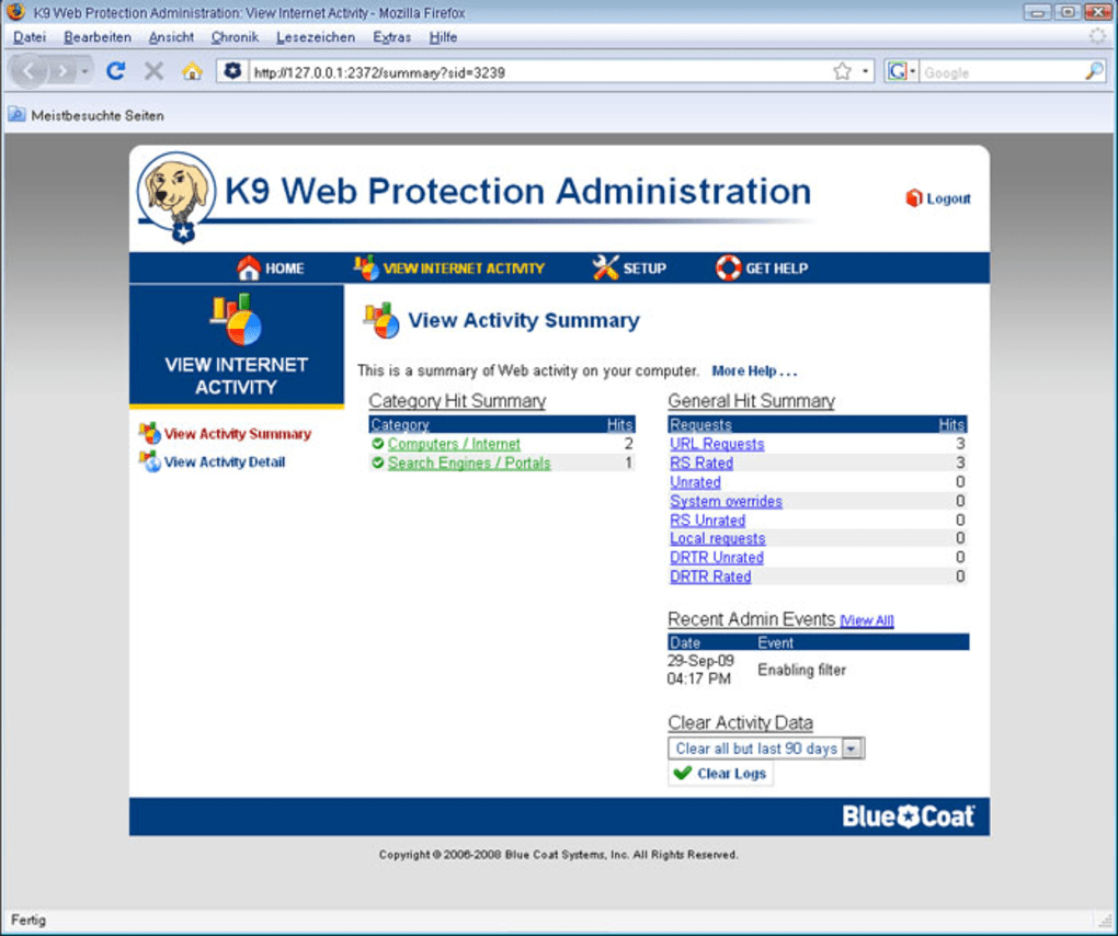 K9 Web Protection - Download