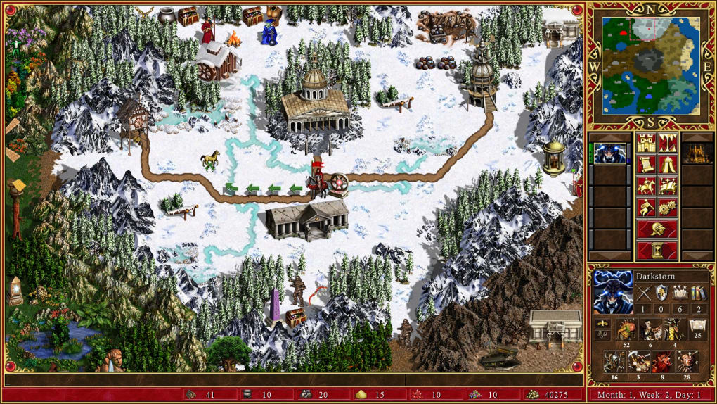 heroes of might and magic game free download