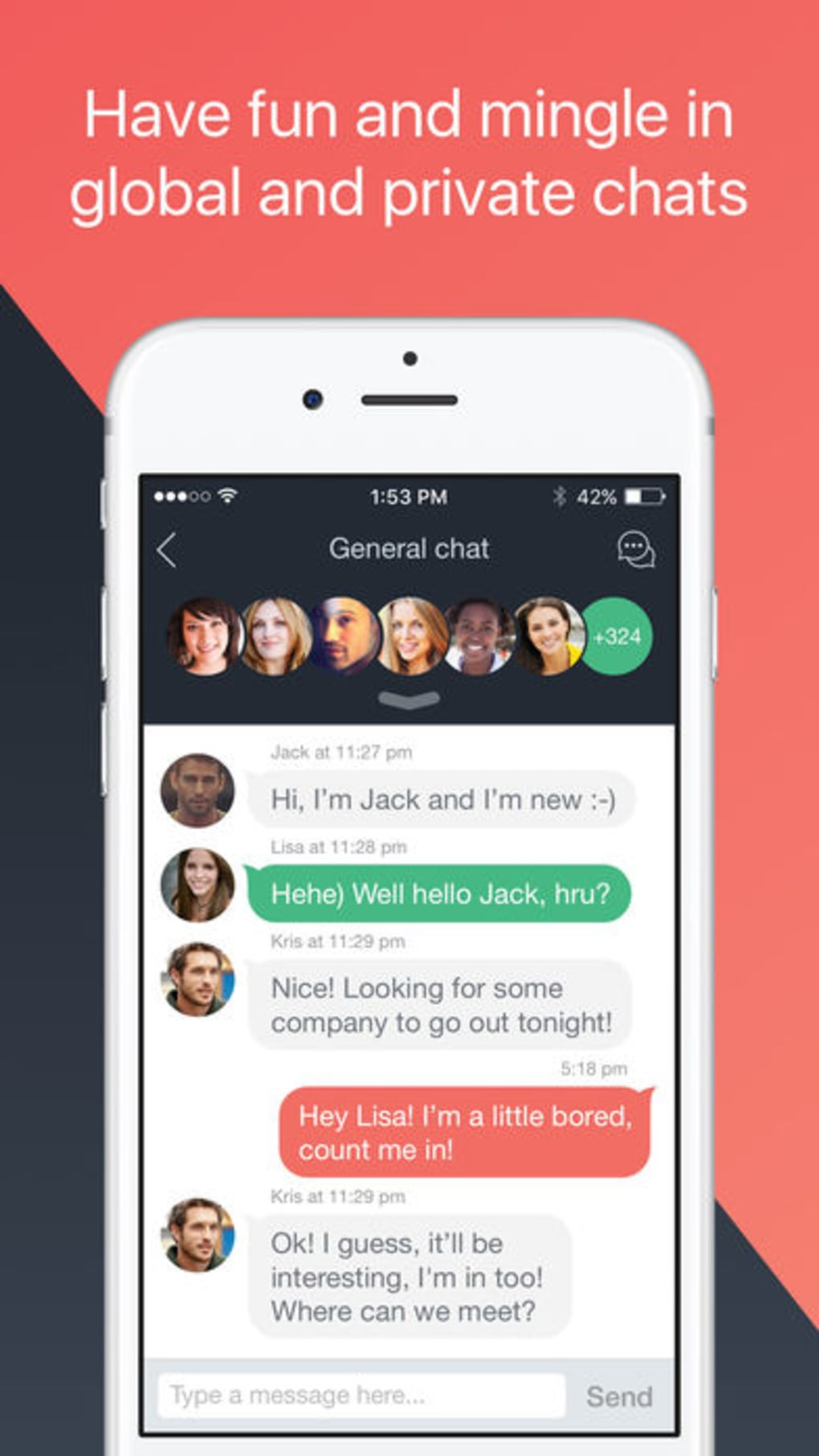 Free local dating apps for iphone
