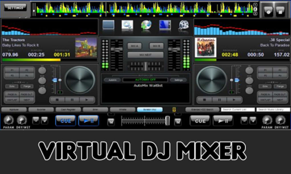 Virtual DJ Music Mixer for Android - Download