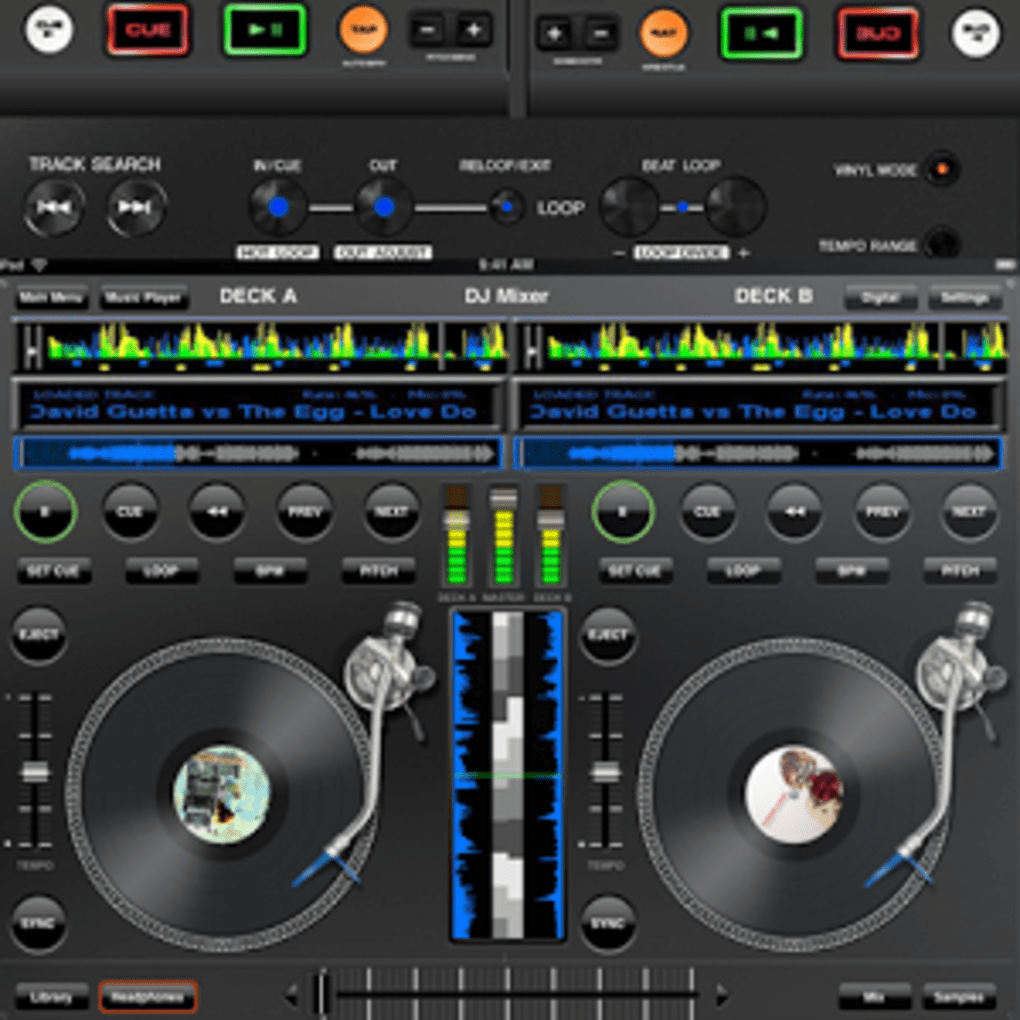 Virtual DJ Music Mixer für Android - Download
