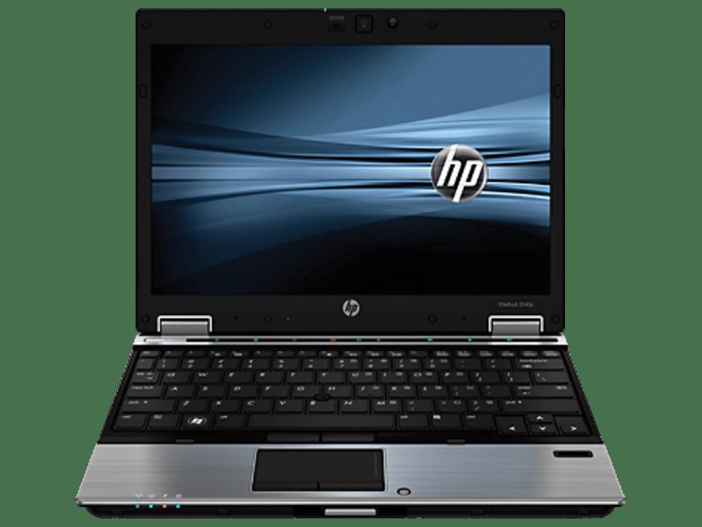 HP EliteBook 2540p Notebook PC drivers - Download