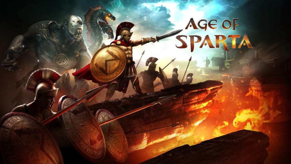 Spartan Age