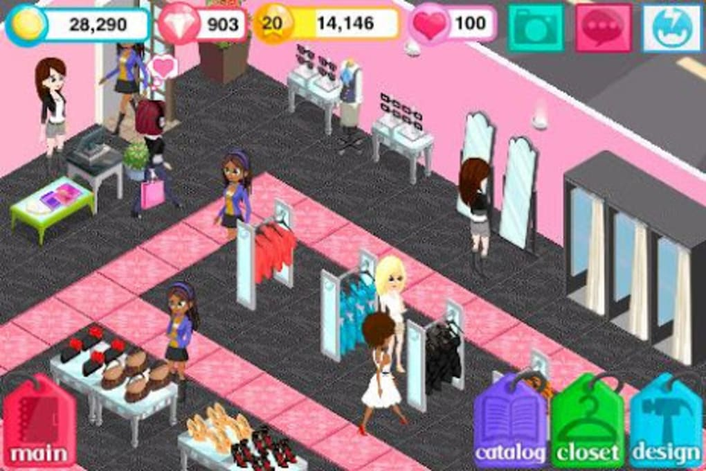 Fashion Story For Android Download