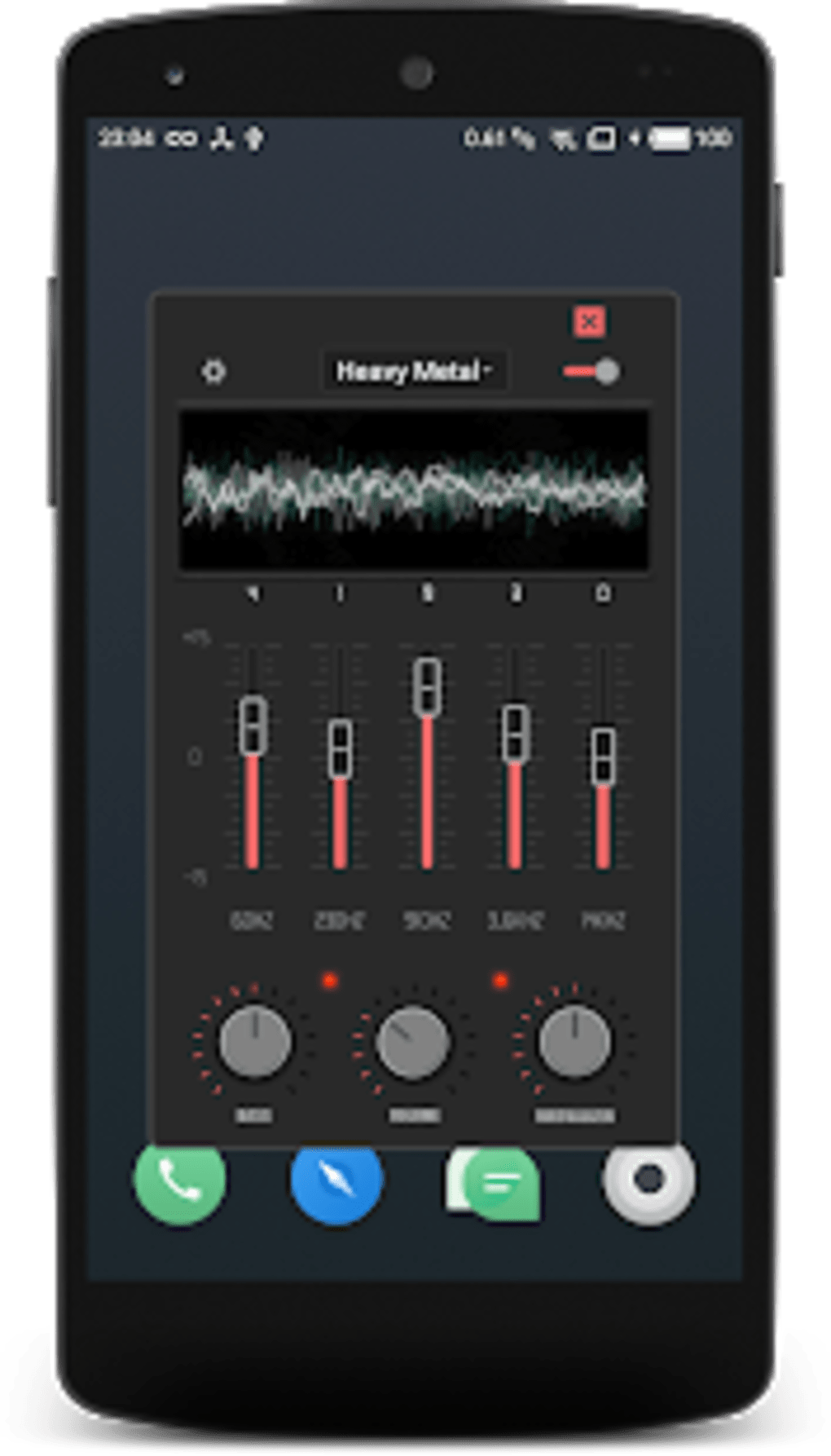 Powerful Equalizer Bass Booster Volume For Android Download Audio