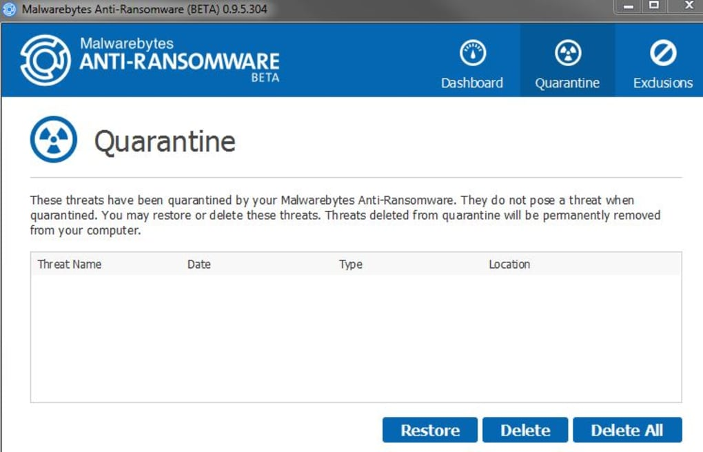 Malwarebytes Anti-Ransomware - Download