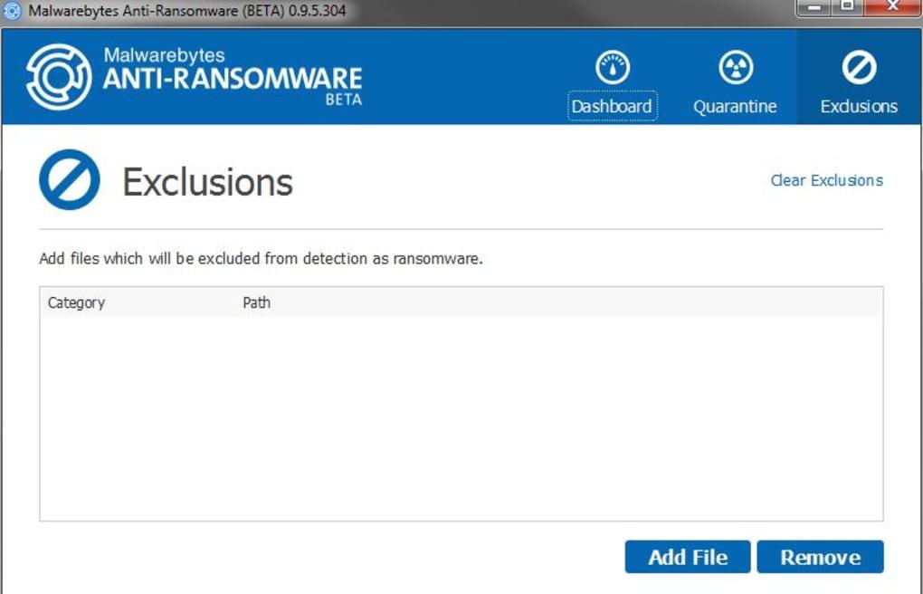 Malwarebytes web protection won t start