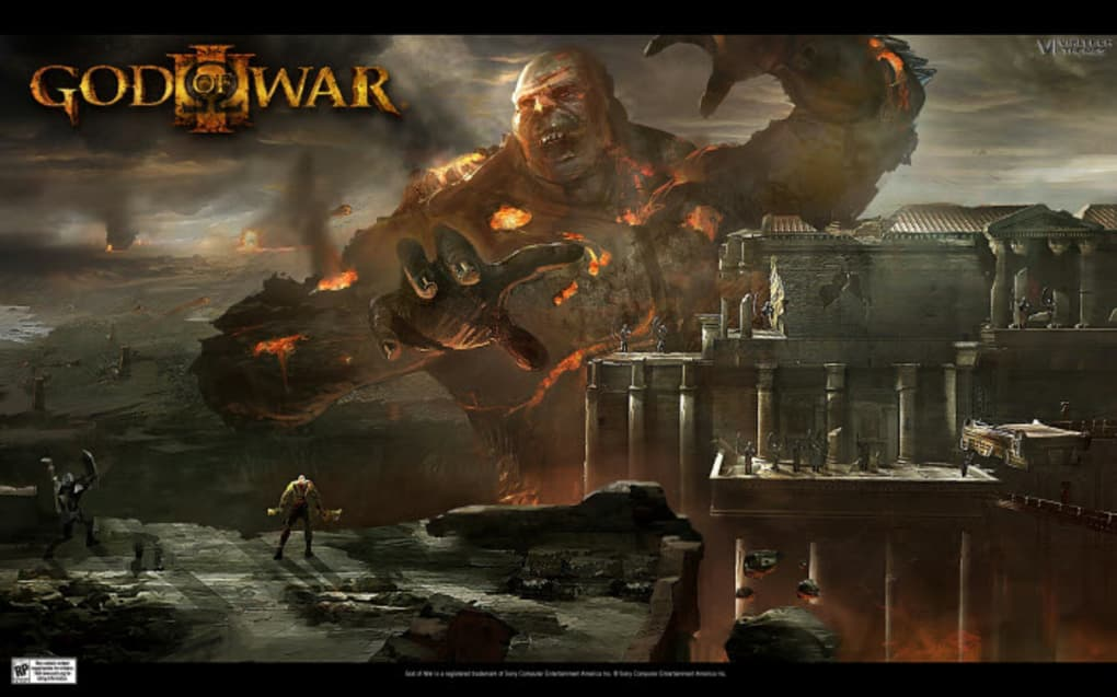 god of war 3 pc gratuit clubic