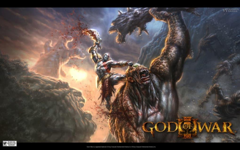 god of war 3 pc download zip