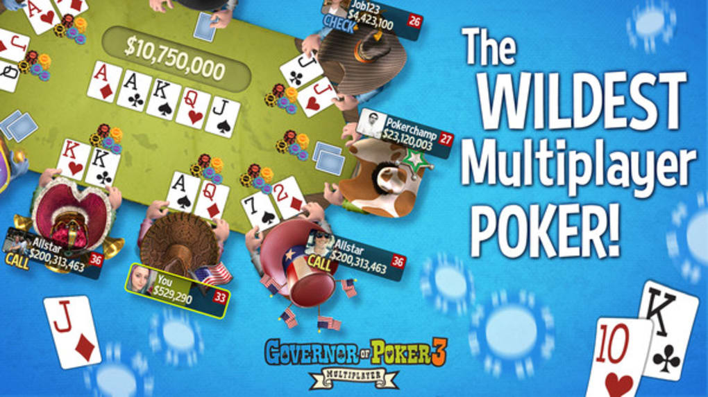 Governor of poker 2 serial key mac free