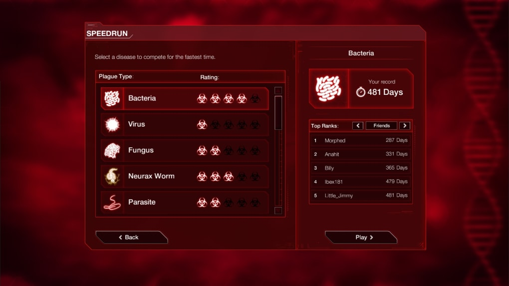 Plague inc evolved free download for mac