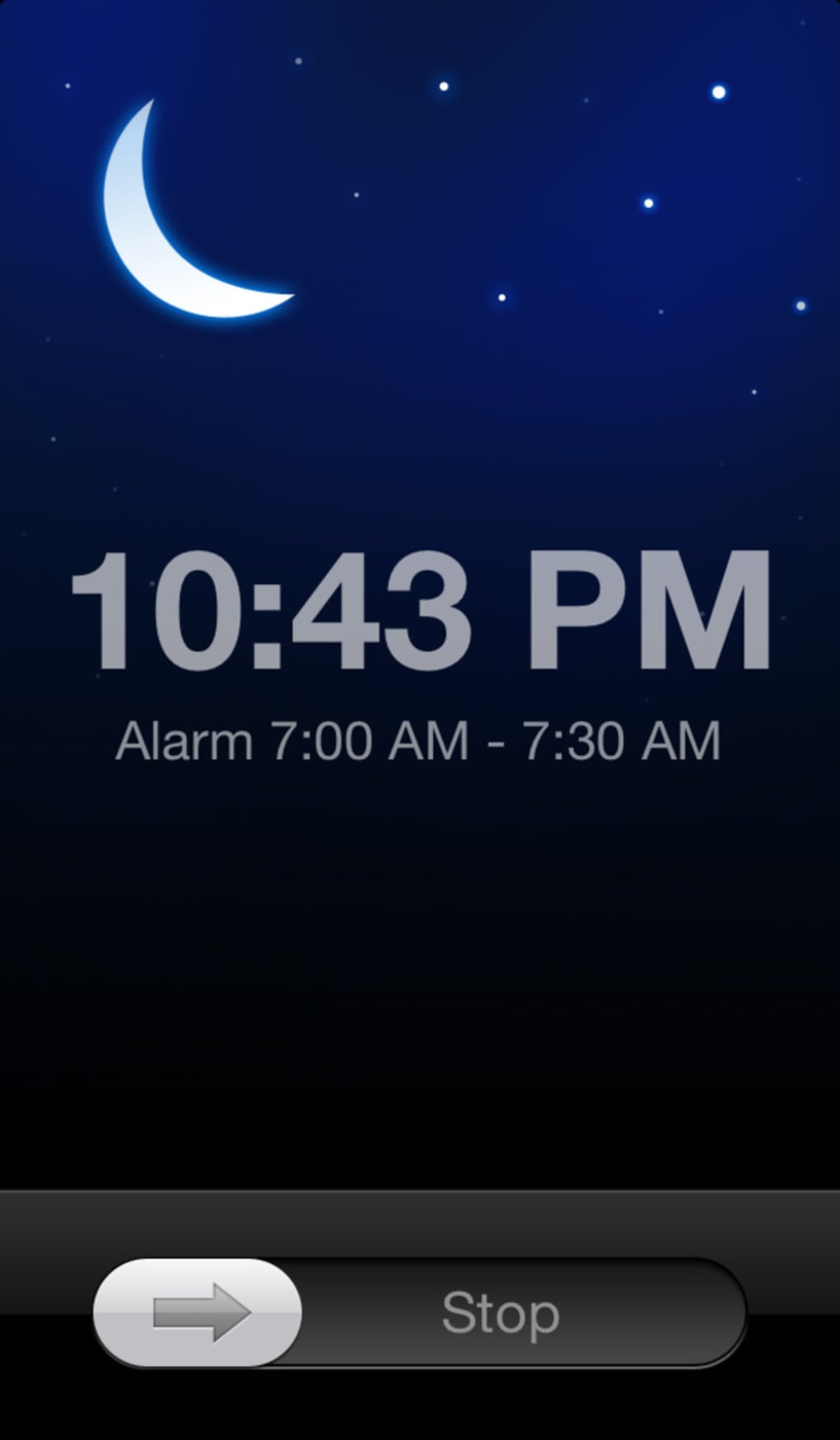 Sleep Cycle alarm clock for iPhone - Download