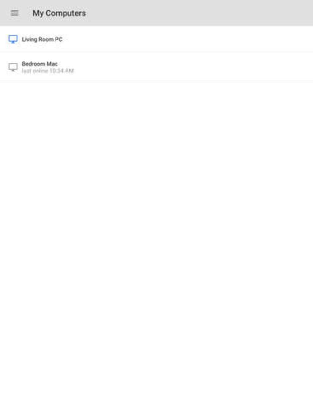 Chrome Remote Desktop for iPhone - Download