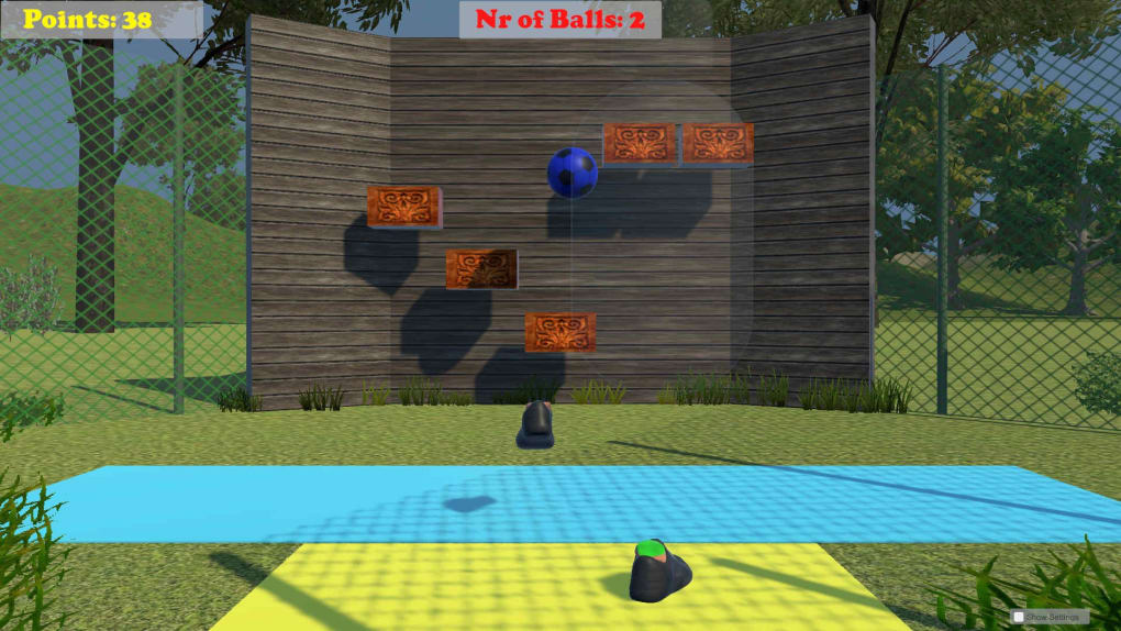 Wall Ball for Kinect - Download