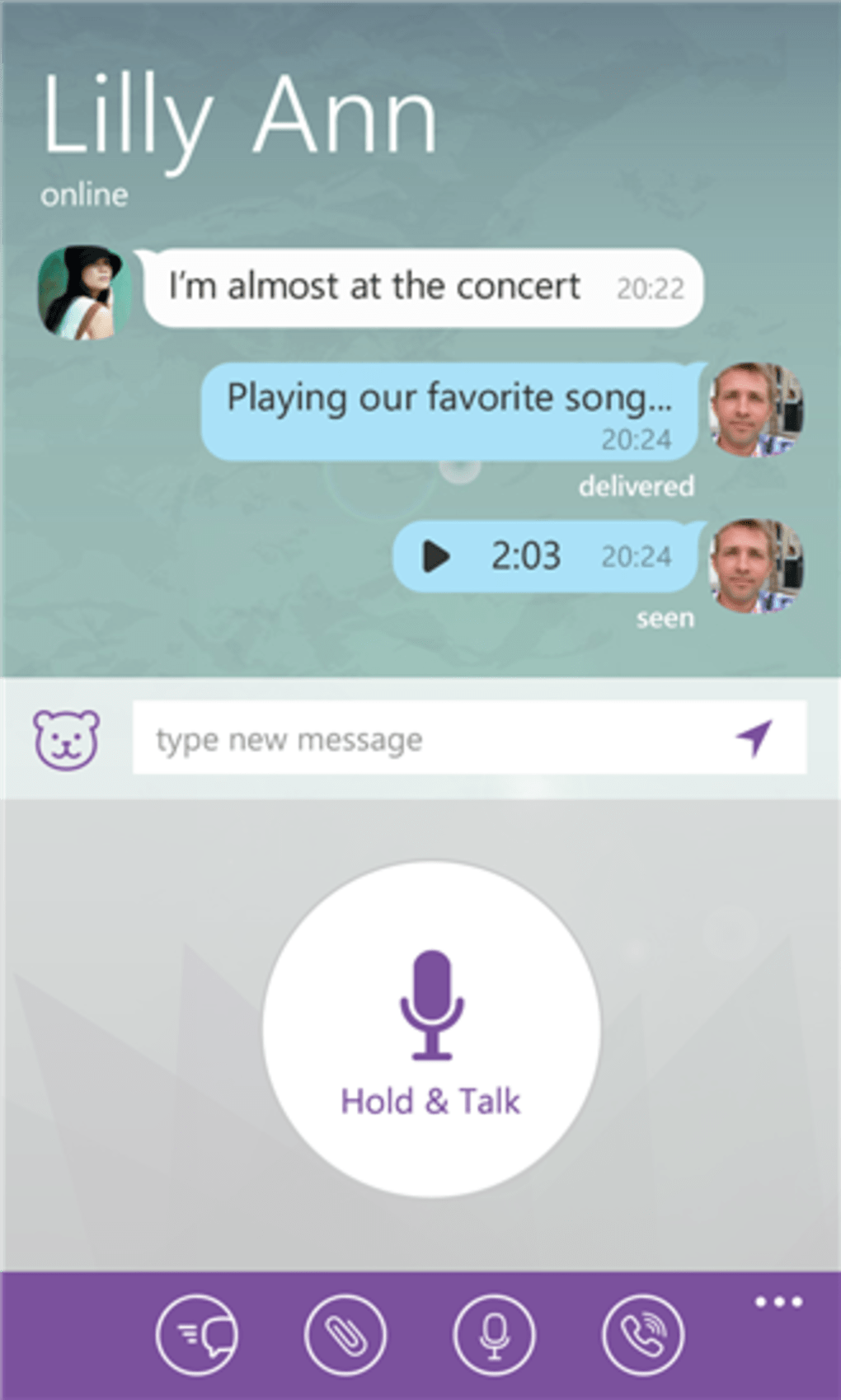 Download Viber (Free) for Windows Mobile