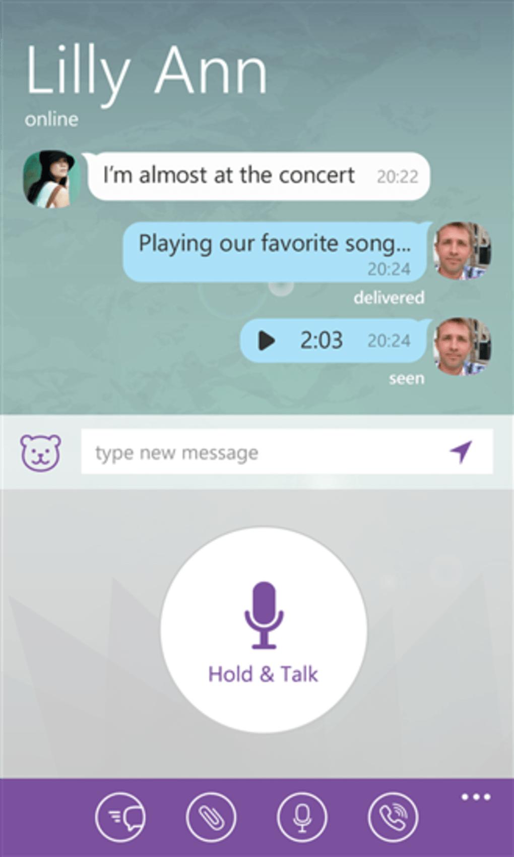 Viber na Windows Phone - Download