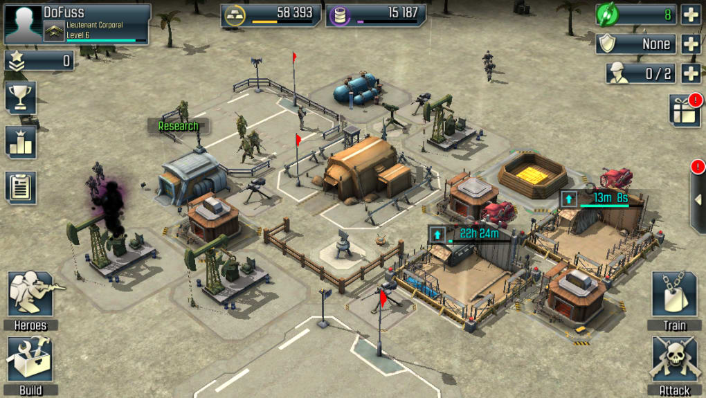 call of duty heroes apk file download