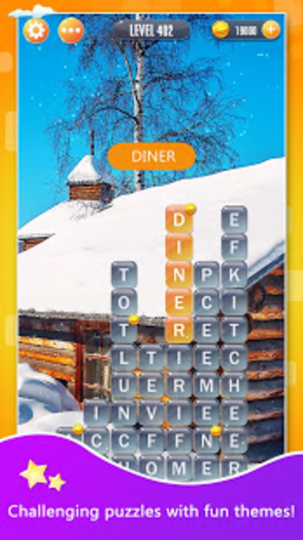 Word Town Free Brain Puzzle Games for Android - Download