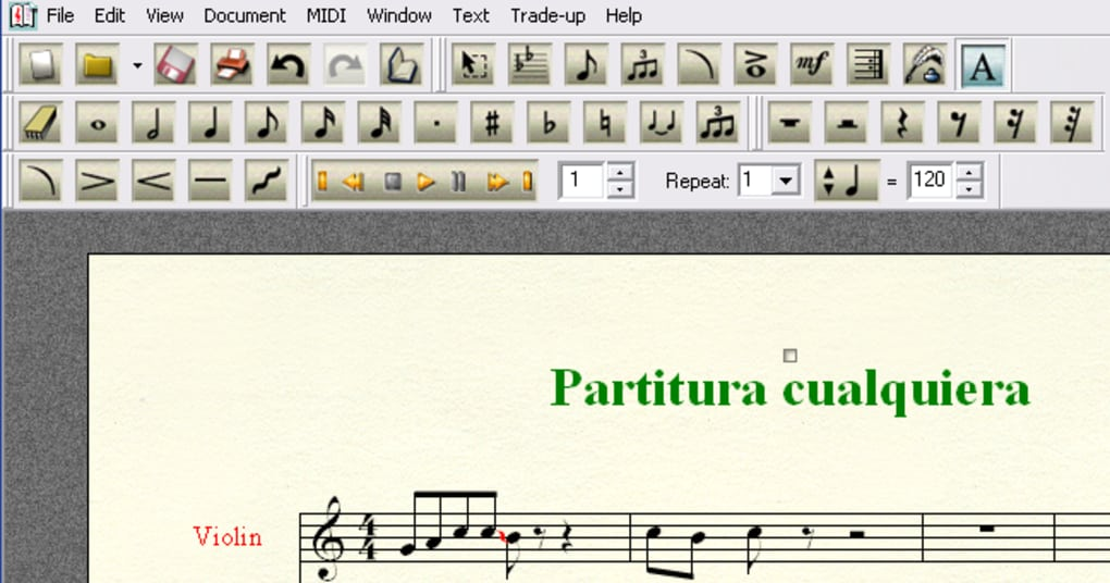 Download the latest version of Finale NotePad free in English on CCM