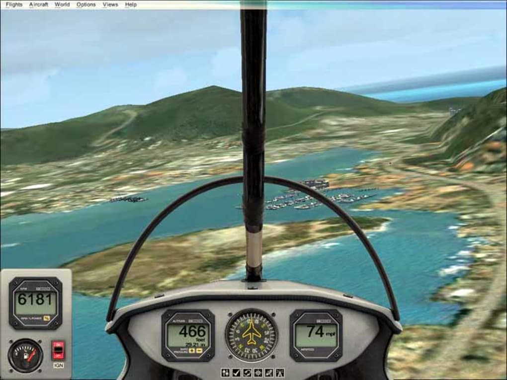 Microsoft Flight Simulator X - Download