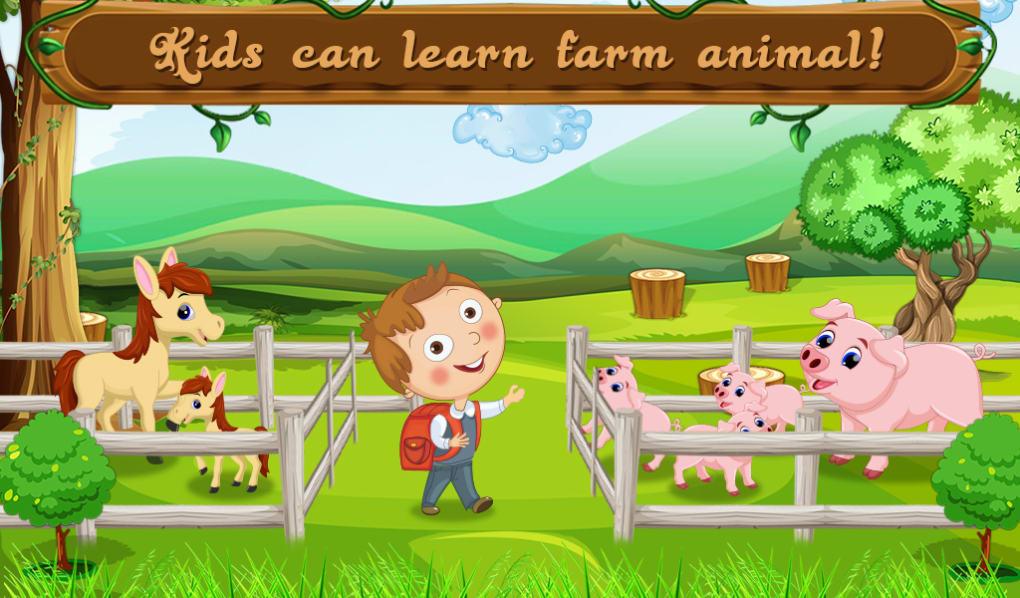 Real Farm Animal Sounds