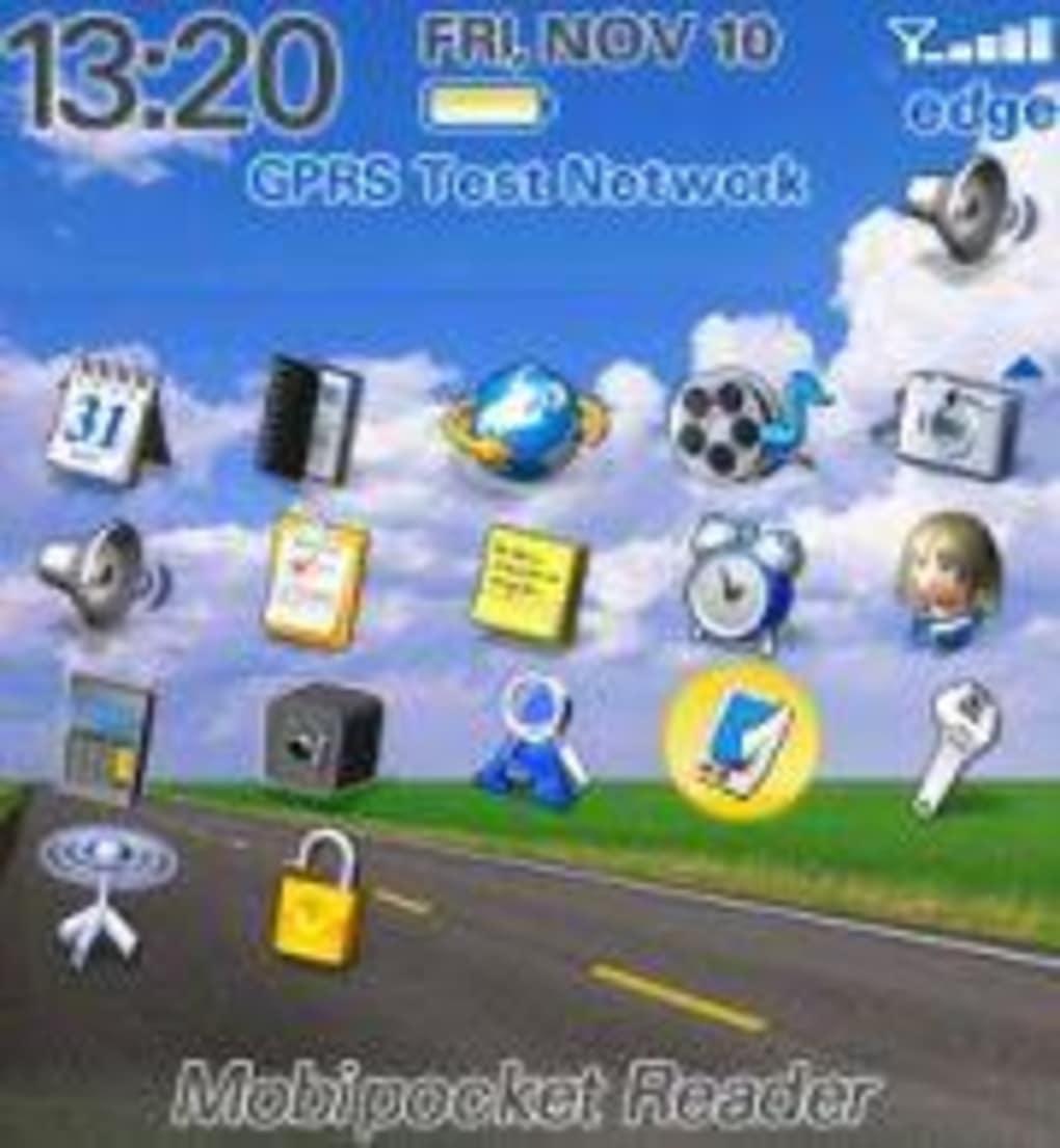 blackberry mobipocket reader download