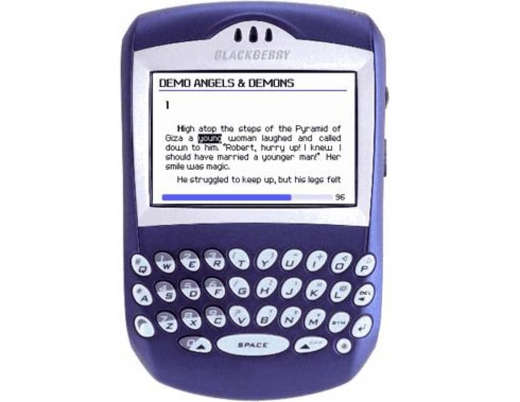 Installing Ebook Reader on your device