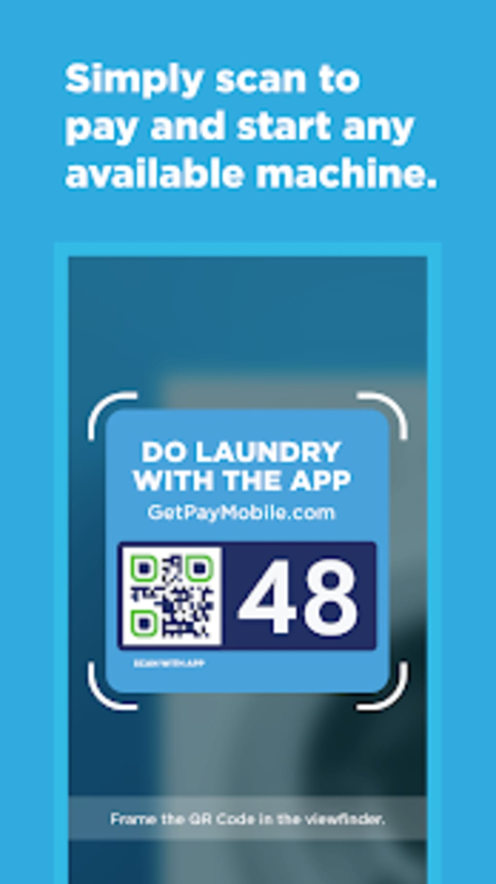 CSCPay Mobile - Coinless Laundry System for Android - Download