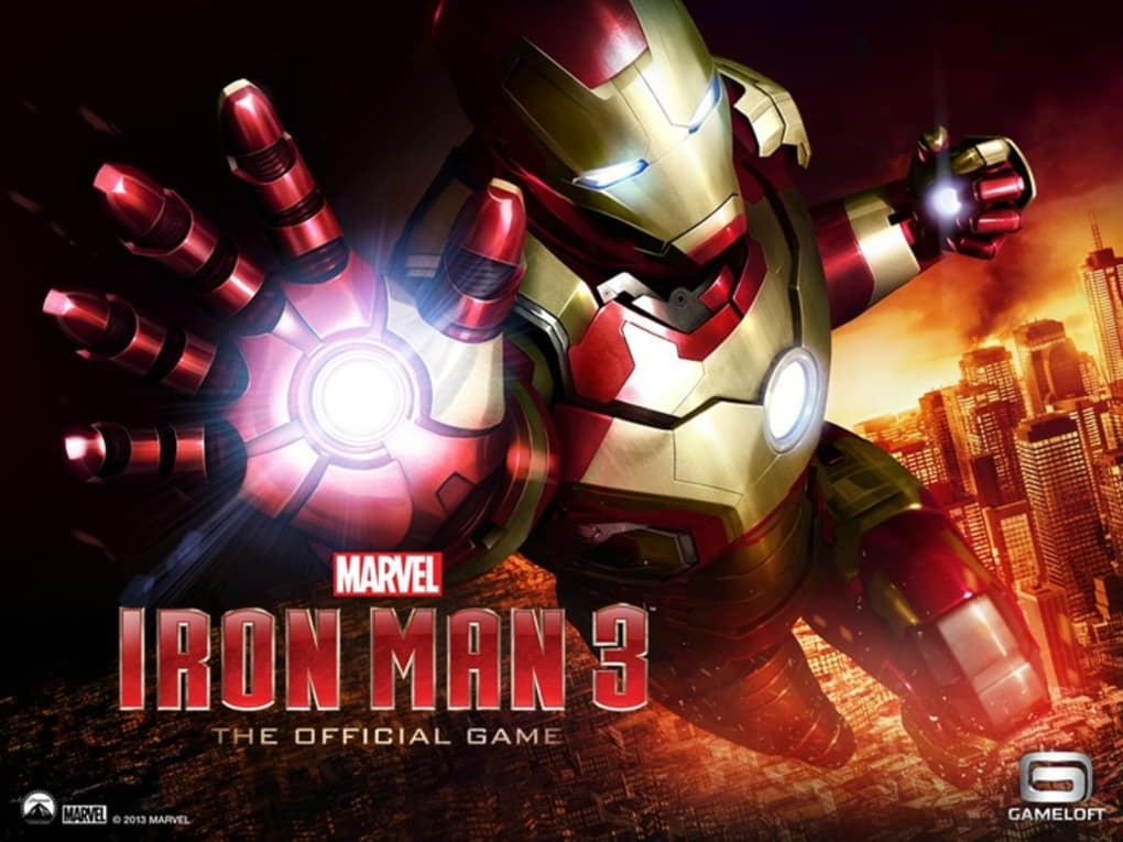 Iron Man 3 For Android Download