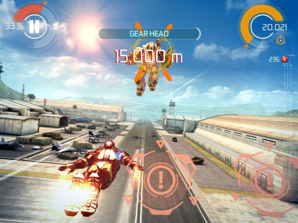 iron man android game mod apk