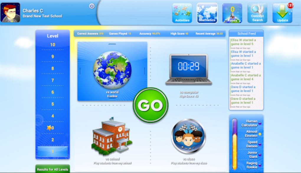 Mathletics Student for Android - Download