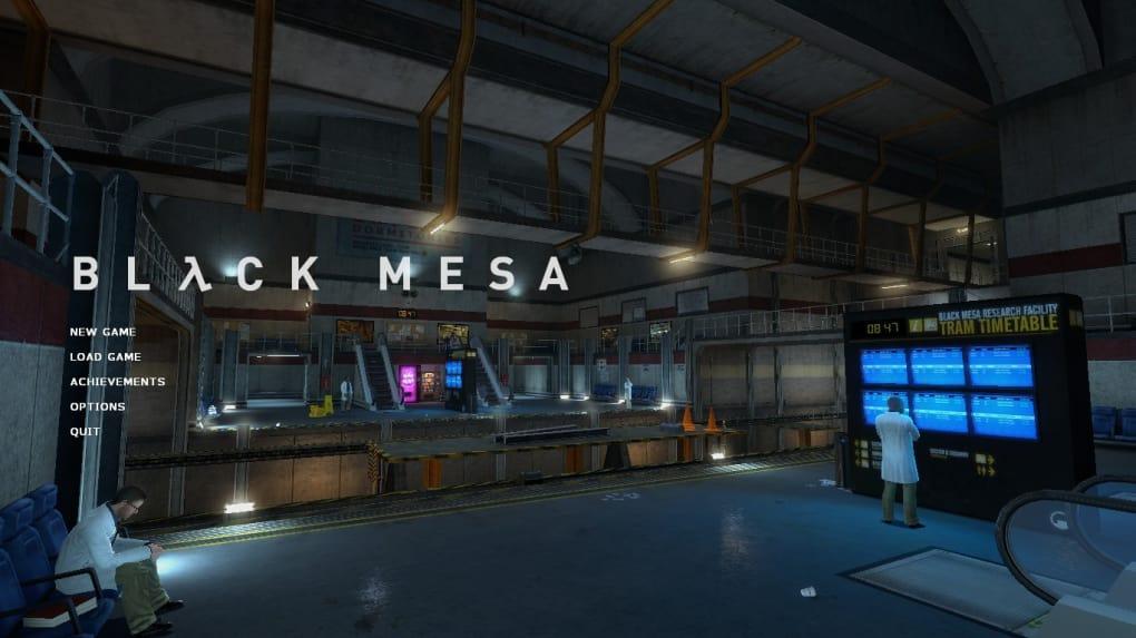 Half Life Black Mesa For Mac