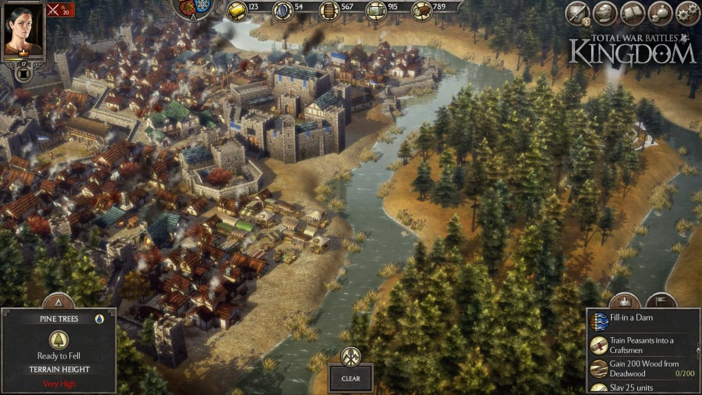 Total War Battles: KINGDOM for Android - Download