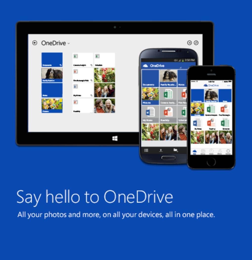 Microsoft OneDrive Online