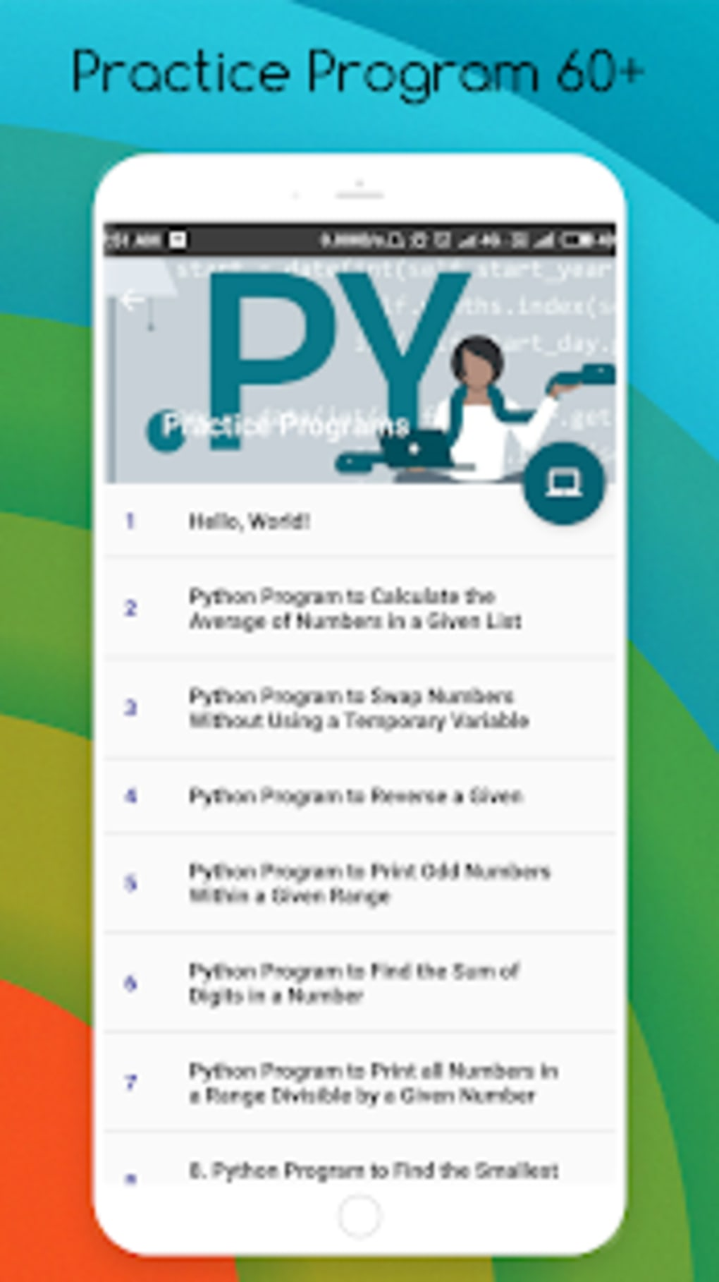 Learn Python Programming Pro for Android - Download